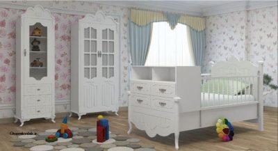 سرویس خواب نوزاد نجل