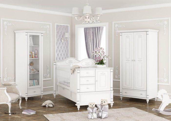سرویس خواب نوزادی رمانتیک