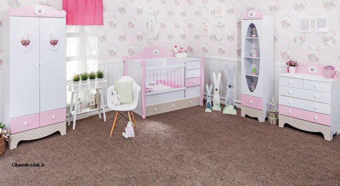 سرویس خواب مدل رابیت نوزادی