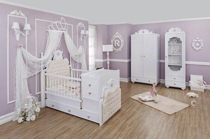 سرویس خواب روژین نوزادی