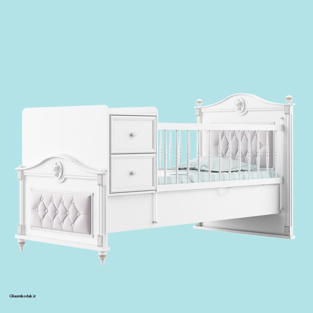تخت نوجوان سرویس خواب نوزادی رزیتا