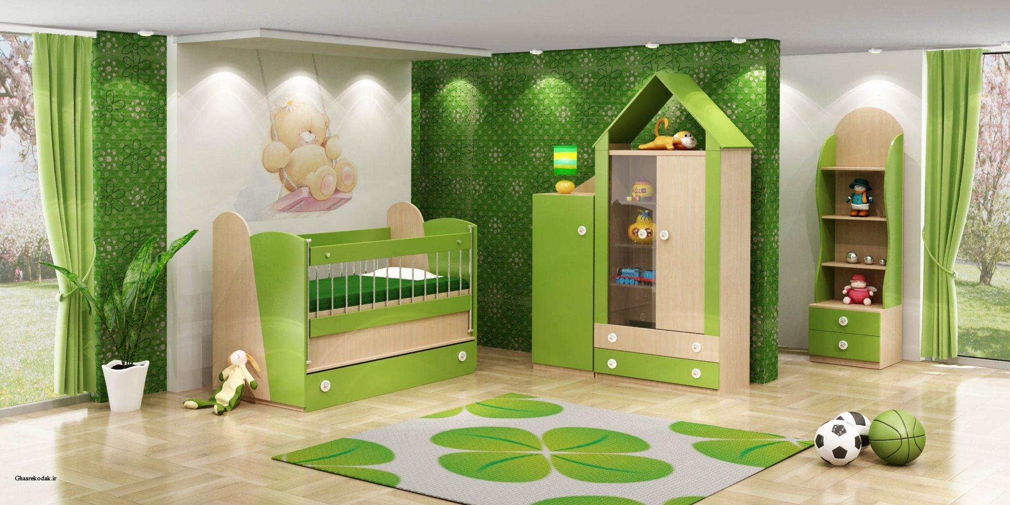 چیدمان-اتاق-کودک-سیسمونی-نوزاد-دختر-و-پسر-17